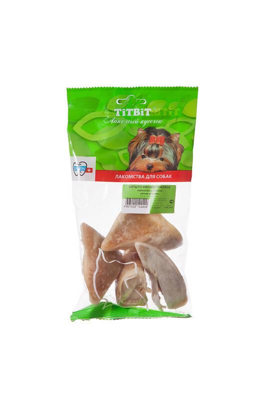 Титбит Копыто говяжье мясное мягкая упаковка