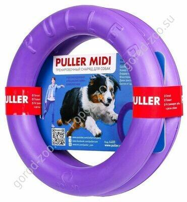 Пуллер PULLER Midi игрушка д/собак фиолет 20см