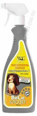 Спрей поглотитель запаха д/соб Ви СИ Клозет 750 мл