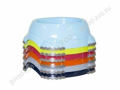 Модерна Moderna Миска №1 д/соб Smarty bowls Non-slip 315мл в ассорт
