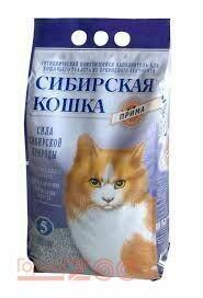 Сибирская кошка Прима 5л