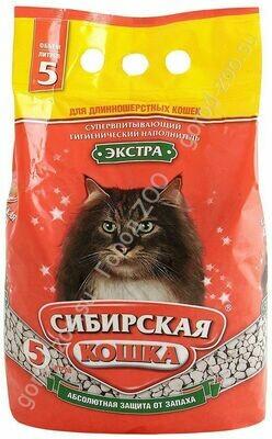 Сибирская кошка Экстра 3л