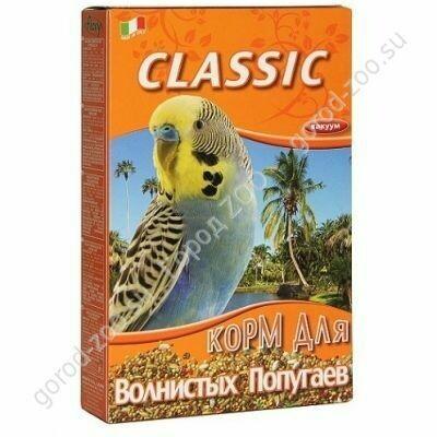 Фиори FIORY корм для волнистых попугаев Classic 800 г