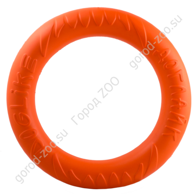 Доглайк Doglike Шинка большая,оранжевая