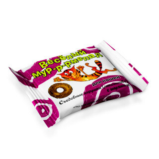МУР-р-рмелад съедобные игрушки д/кош (Выбери вкус)