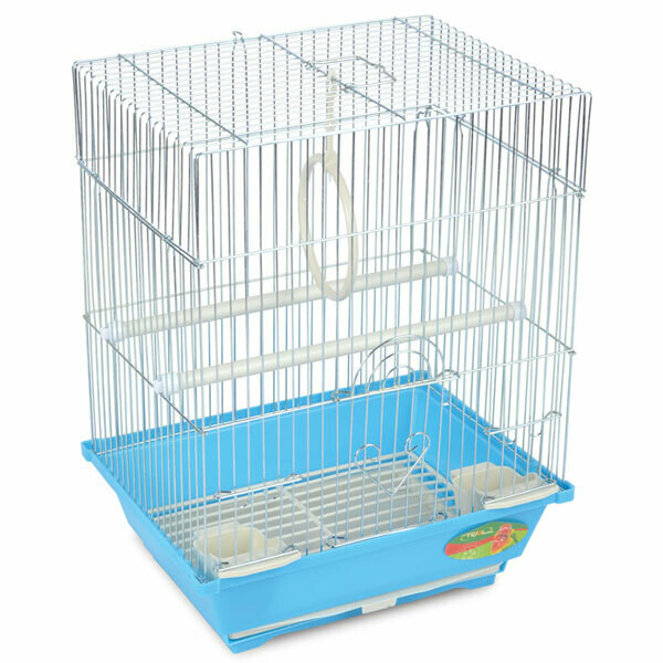 Триол Клетка д/птиц №2105(цинк) 30*23*39 TRIOL