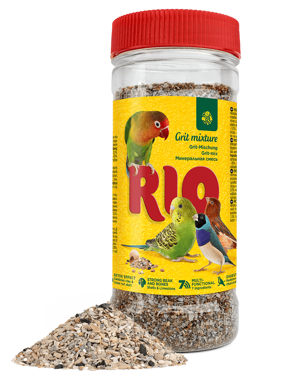 Рио 520г минеральная смесь д/птиц