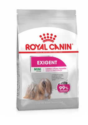 Роял Канин Royal CANIN 1,0кг Мини экзиджент