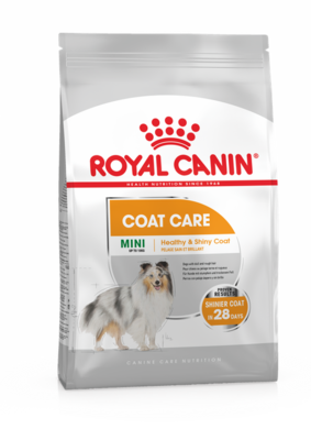 Роял Канин Royal CANIN 1,0кг Мини коат кэа