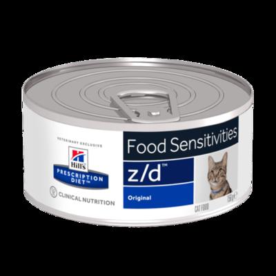 ХИЛС Feline ZD Диета при пищевой аллергии ультра 156г