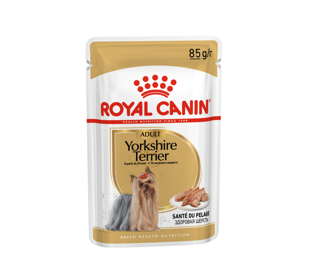 Роял Канин Rоyаl CANIN 85г Йоркшир (паштет)