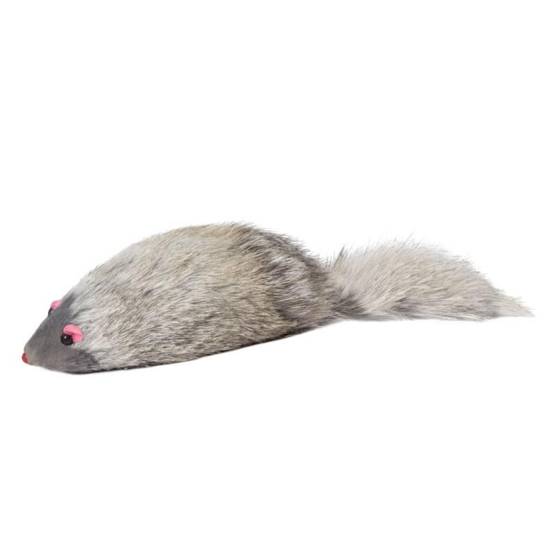 """Мышь 4"""" пищащая"""