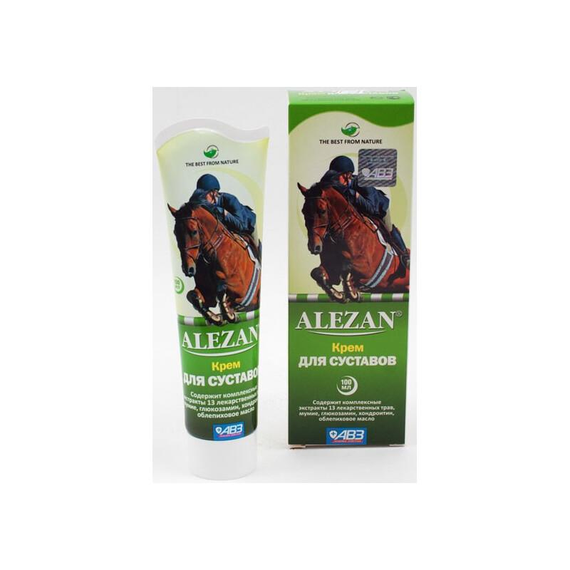 Алезан крем для суставов для лошадей 500мл