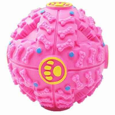 ZIVER Мяч звуковой Розовый 7см