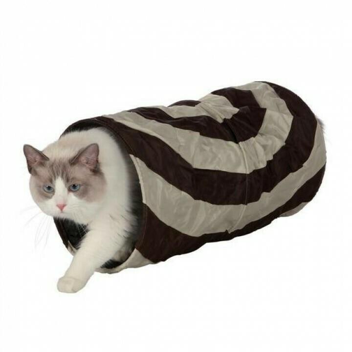 TRIXIE Туннель д/кошки шурщащий 50см