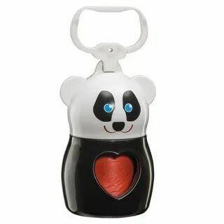 """Гигиенический контейнер DUDU' ANIMALS """"Панда"""" с пакетами"""