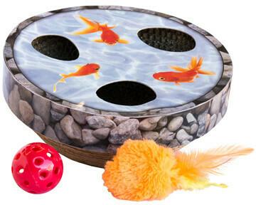 "Petstages игрушка для кошек Трек ""Hide & Seek Воблер"""