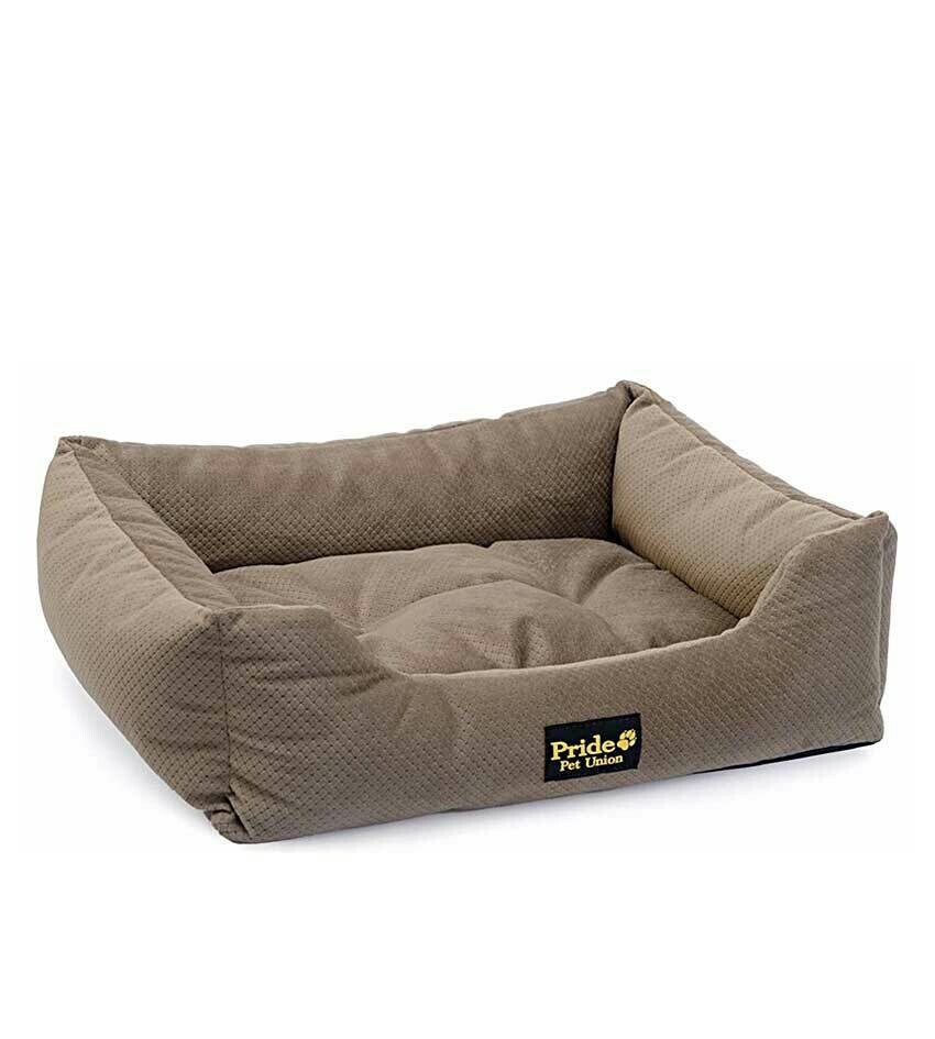 Лежак для кошек, собак ПРЕСТИЖ ОЛИВА прямоуг. 70*60*23см