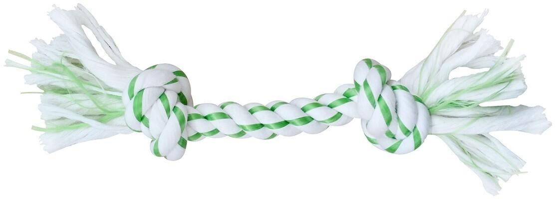 Игрушка для собак CanineClean игрушка для собак Канат большой 30 см с ароматом мяты