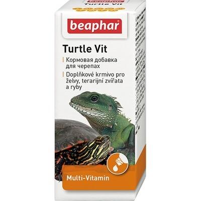 """Беафар Витамины д/Черепах """"Turtle Vitamine"""" 20мл"""