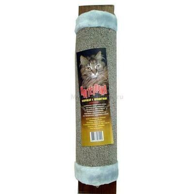 Когтеточка ковровая с пропиткой полукруглая