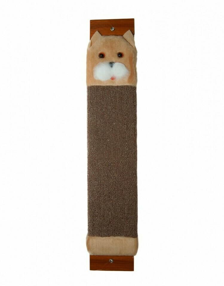 """Когтеточка ковровая средняя с пропиткой """"Кошка"""""""