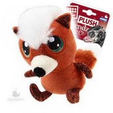 Игрушка GiGwi Лиса с большими глазами