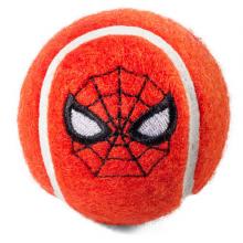 """Игрушка д/собак  Marvel Человек паук """"Мяч тенисный""""  70мм Triol-Marvel"""