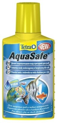 Средство для воды TETRA ср-во AquaSafe 100мл кондиционер д/подгот.водопров.вод