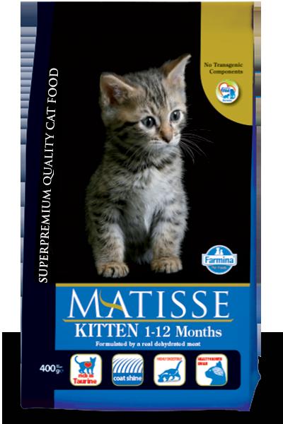 Фармина Матис Kitten д/котят 1-12мес. 0,4кг