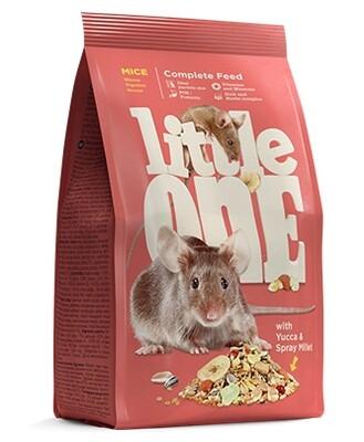 Литл оне LITTLE ONE 400г д/мышей