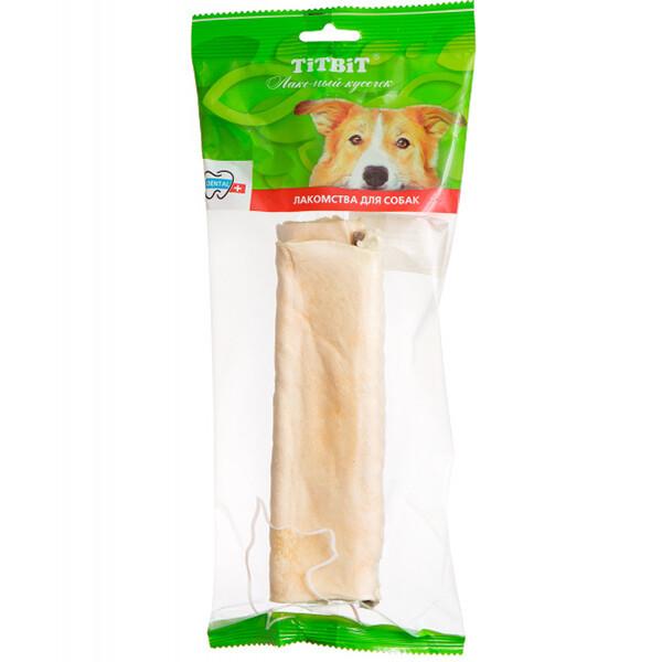 Лакомства для собак Титбит Багет с начинкой большой