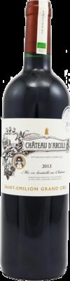 Ch. d'Arcole - St-Emilion Grand Cru 2013
