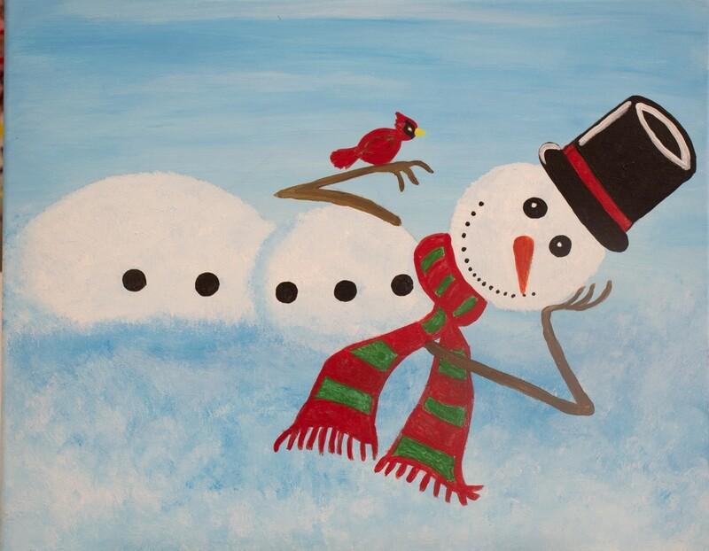 Snowman DIY