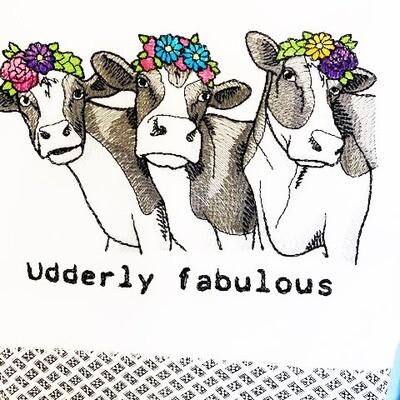 Utterly Fabulous Apron
