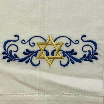 Star of David Guest Towel
