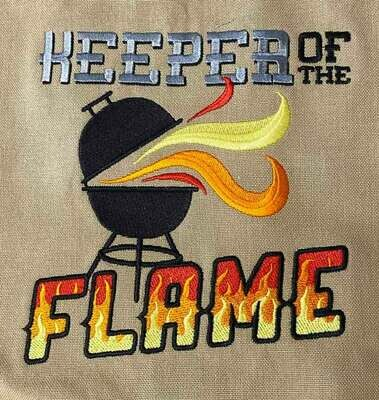 Keeper of the Flame!