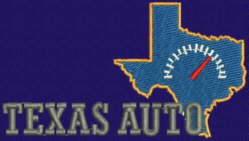 Texas Auto Logo
