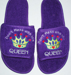 Slippers With