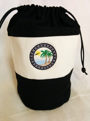Nautical Port Hole CatchAll Bag