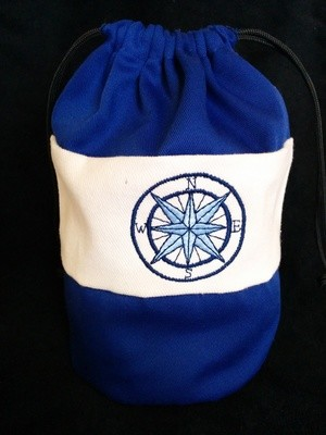 Compass CatchAll Bag