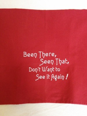 Been There ... RV Dishtowel