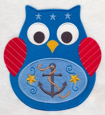 Nautical Owl