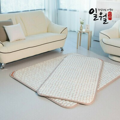 MICROFIBER WASHABLE HEATING MAT (QUEEN) 일월 기모극세사 온열매트 (퀸사이즈 ONLY)+ILWOUL KF80 20pcs Mask Free Gift 일월 KF80 마스크 20장 선물증정!
