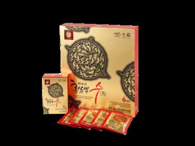 풍기인삼농협 황풍정 6년근 100% 홍삼액수 (Korean 6yrs 100% Red Ginseng Extract Drink 70ml*30pk)/FREE SHIPPING