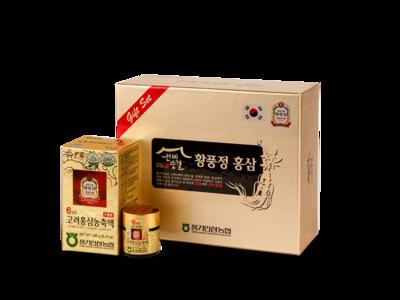 6년근 황풍정 홍삼농축액 미주 수출용 특별기획 선물세트 240g+30g (진세노사이드 8mg/g) 6YRS KOREAN RED GINSENG EXTRACT 240g+30g GIFT SET