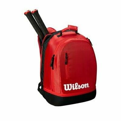Wilson Team Backpack, Black/Red