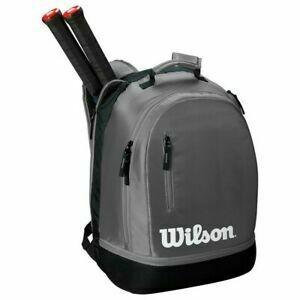 Wilson Team Racket Backpack Grey/Black