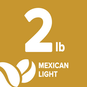 Mexican Light - 2 Pound Bag