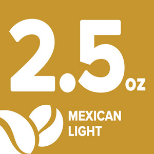 Mexican Light - 2.5 Ounce Retail Labeling starting at: